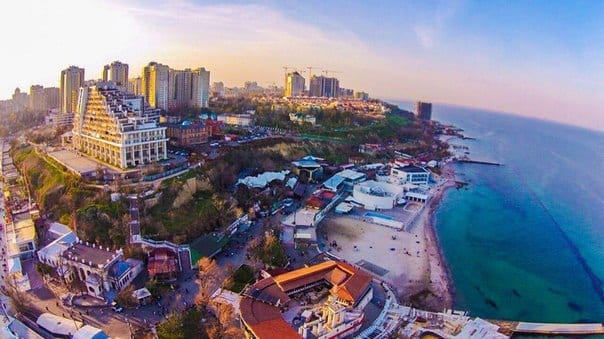 Summer 2018: the best resorts of the Odessa region