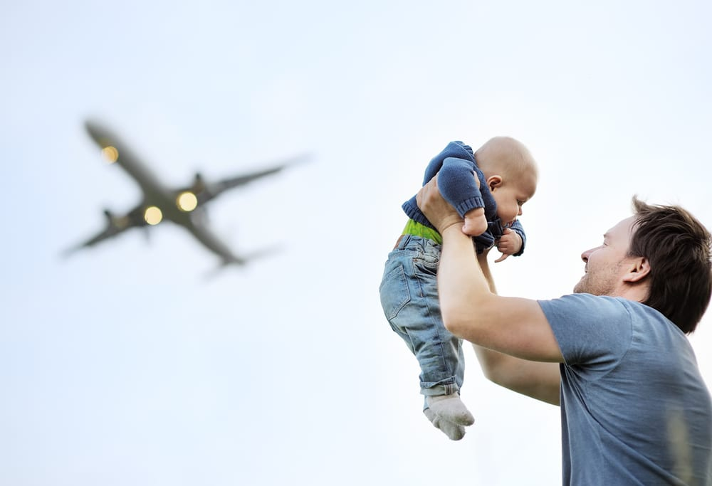 How to facilitate the flight of a child: 3 tips