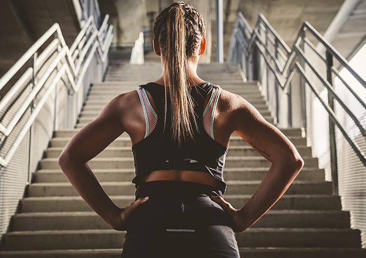 The correct technique for exercising: what to do to make the muscles begin to burn