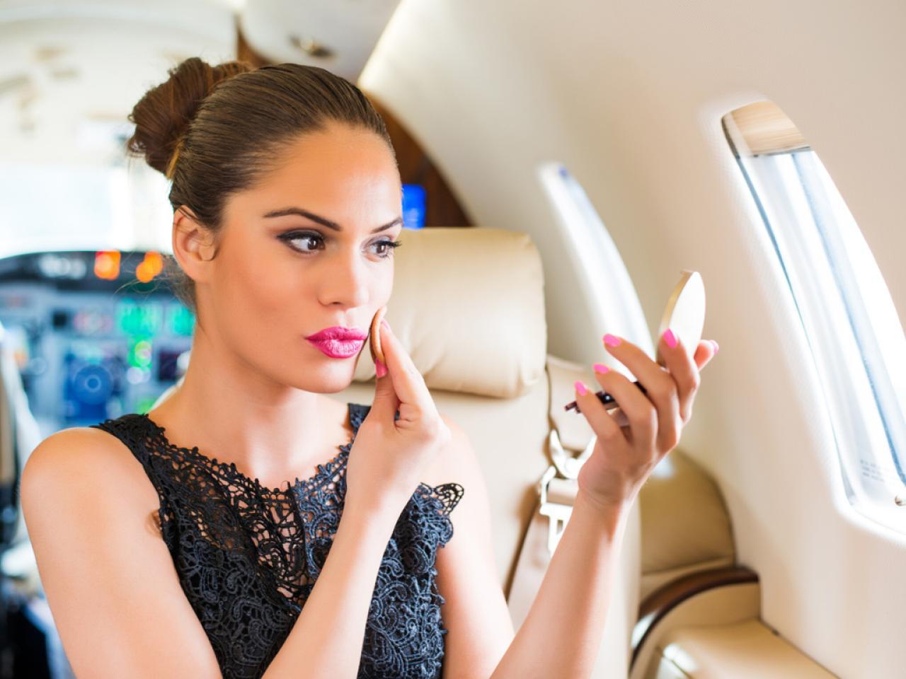 Prepare the skin for the flight: 4 advices