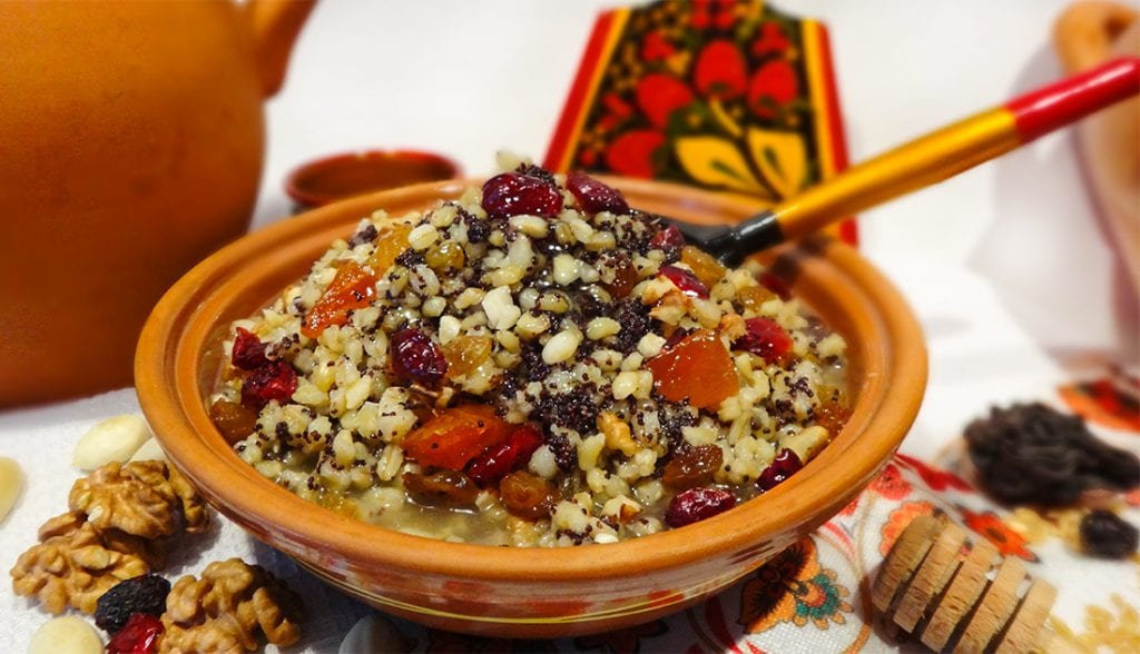 Kutya for Christmas: the most traditional and delicious recipe
