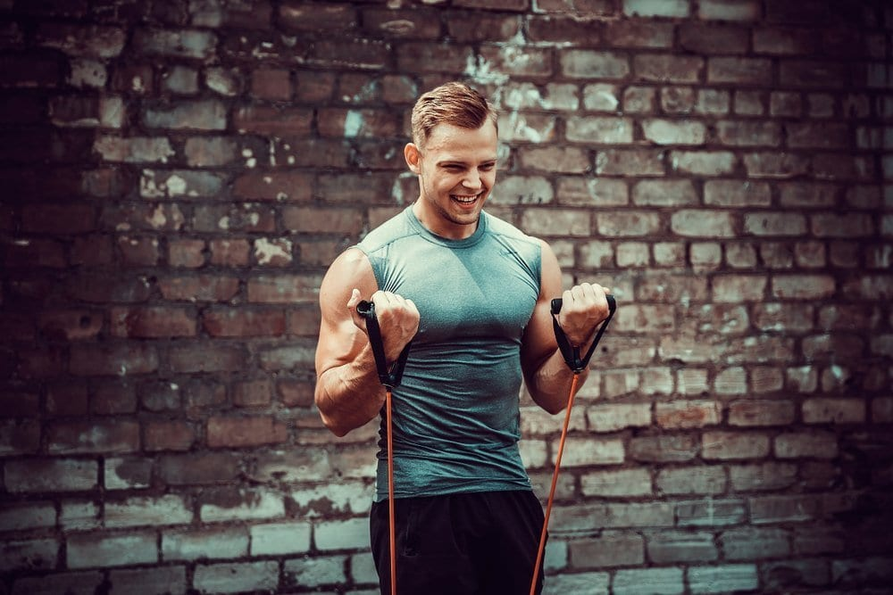 Expander or dumbbells? What is best for home workouts?