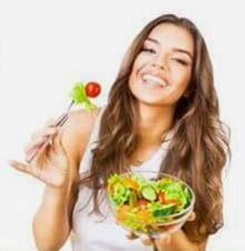 Basic principles of healthy eating