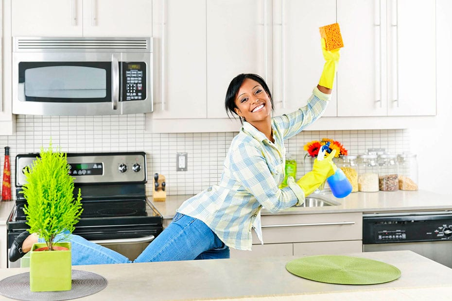 Top 7 Tips for a Clean Kitchen