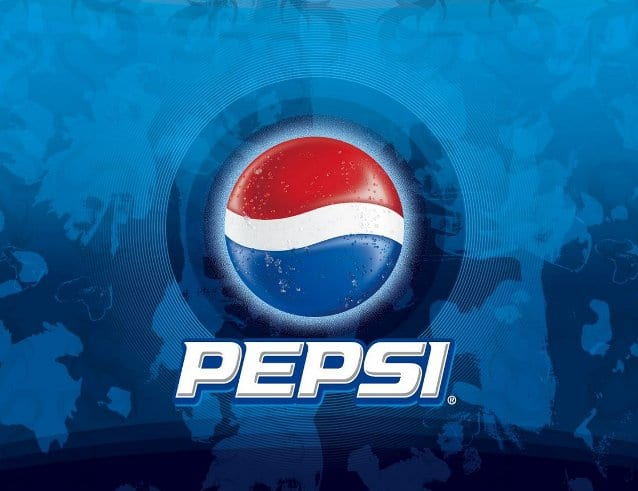 Meaning of the Pepsi, Amazon, FedE logo