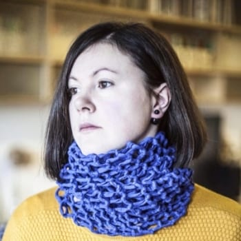 Anna Popovich and Knit Knot Kiev