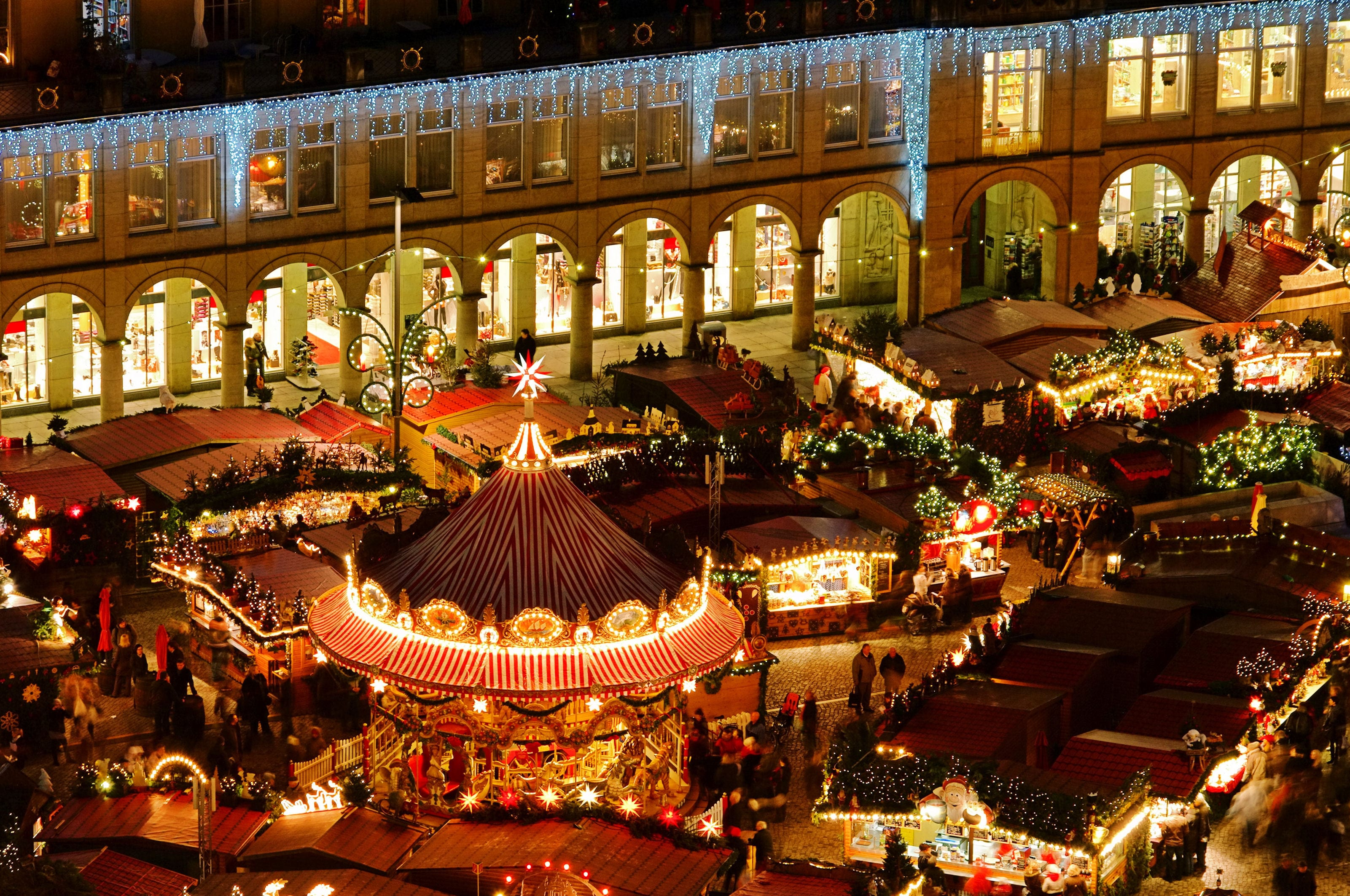 The most popular fairs in Europe for Christmas