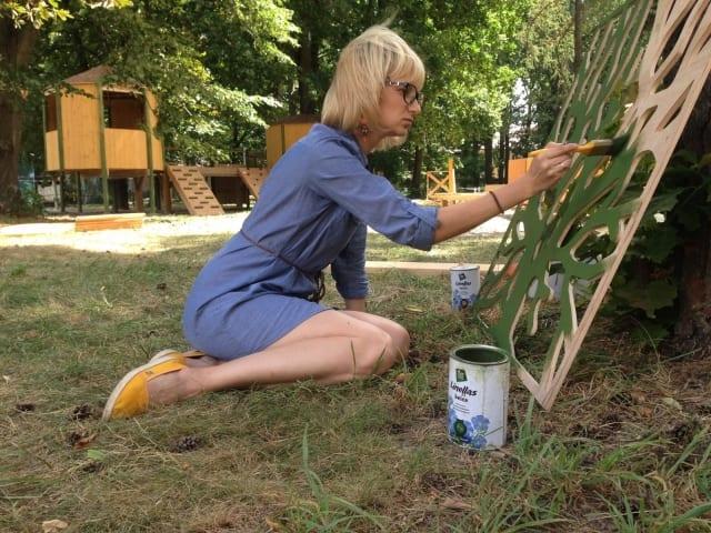 Svetlana Kolpakova and Treehouse Ukraine