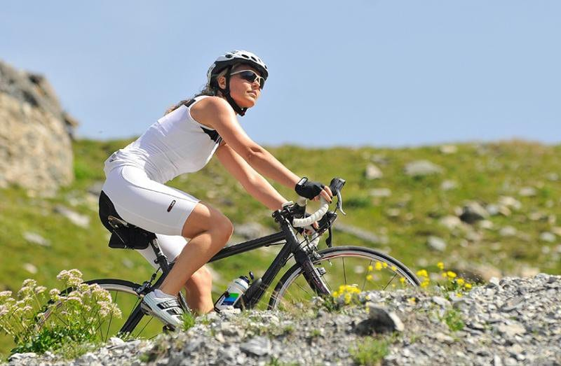 Cycling in summer: for health and weight loss