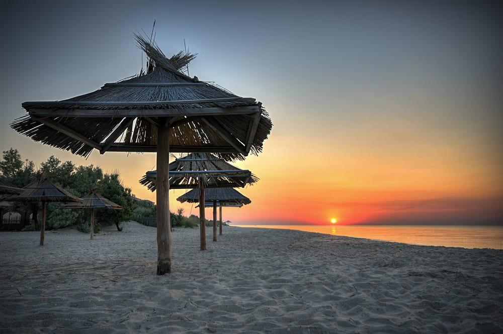 Top 5 resorts on the coast of the Azov Sea