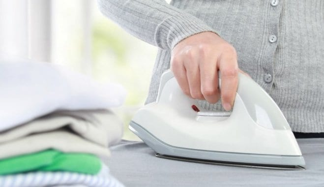 Cleaning the iron at home: 5 best ways