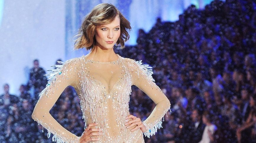 Be like a supermodel: fitness and diet of Karlie Kloss