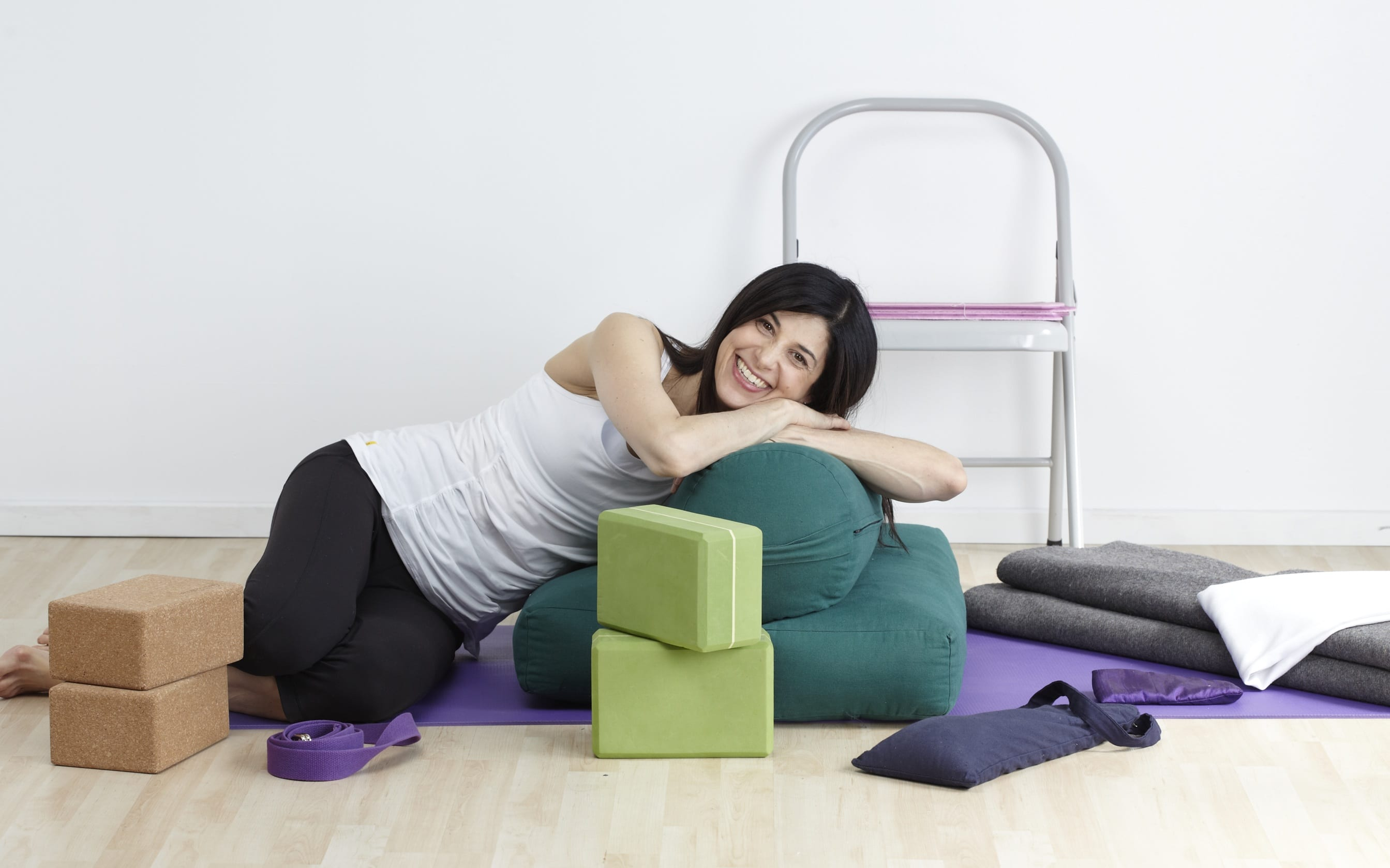 Yoga at home: 5 essential things